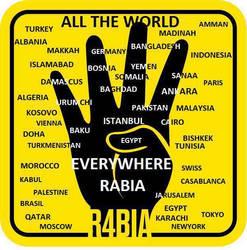 Everywhere Rabia by AhmetSelcuk