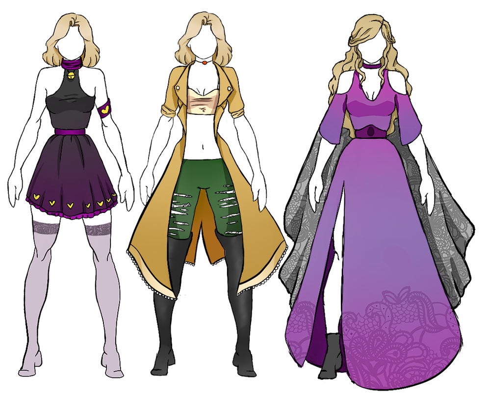 More designs by Vivydraws