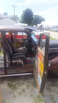 inside a Buick 8