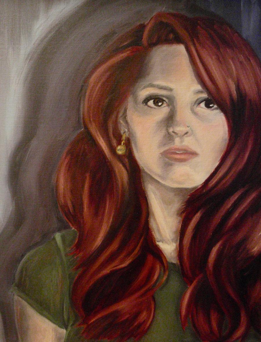 Painted self portrait by estalio painted self portrait by estalio