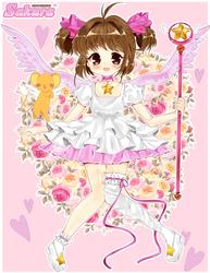 CardCaptor Sakura by Powder-Puff