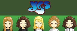Yes - 70's Line-Up