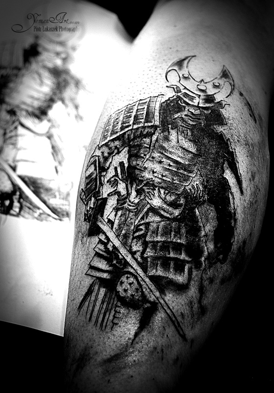 Ronin tattoo by YomenArt on DeviantArt