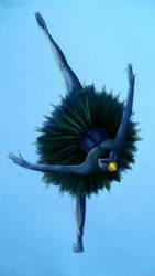 Birdwoman by DimmuCZ