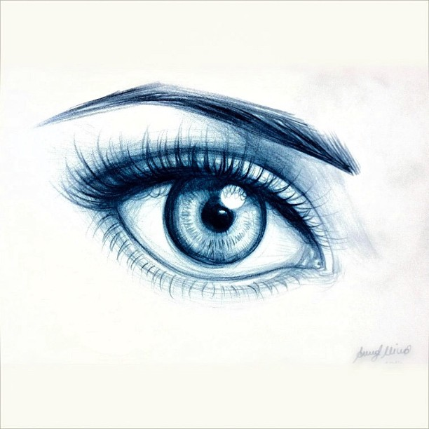 Eye again by Ninna968