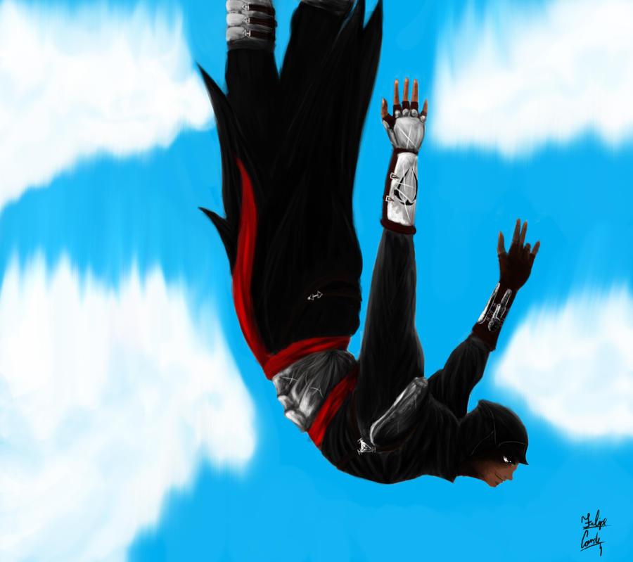Leap of Faith by lockezerox