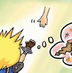 Anti-Cloti siggy-anime by Chibica