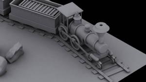 Insane Locomotive