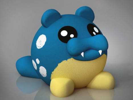 #363 - Plush Spheal