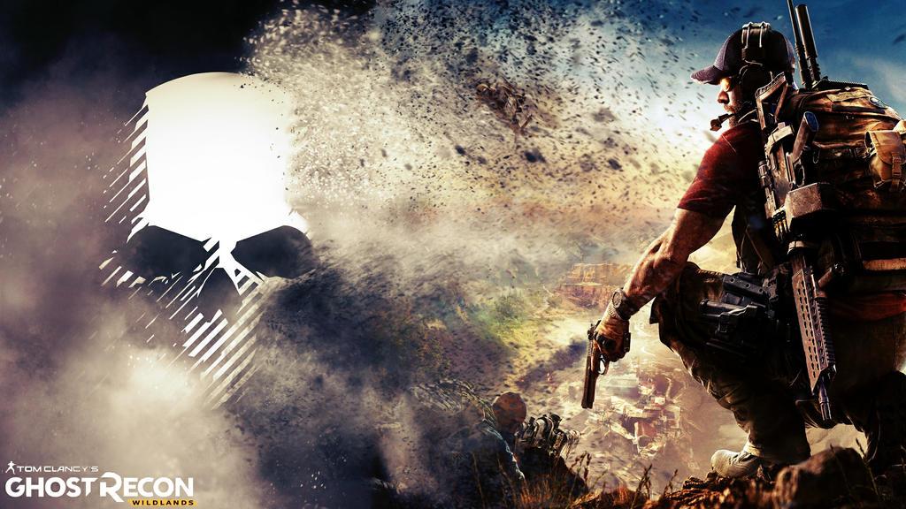 Tom clancys ghost recon wildlands by sksaiyan on deviantart - Ghost recon wildlands mobile wallpaper ...
