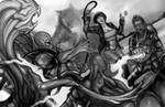 Supernatural Mercenaries