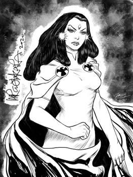 Raven by Marcio Takara.