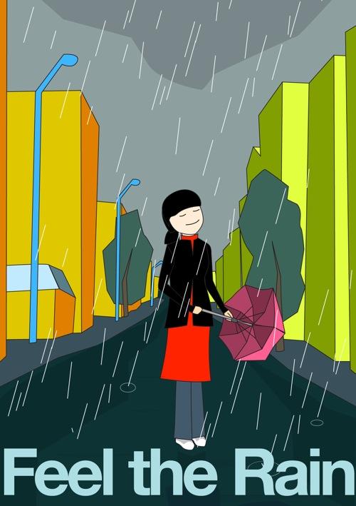 Feel The Rain by chumsdock