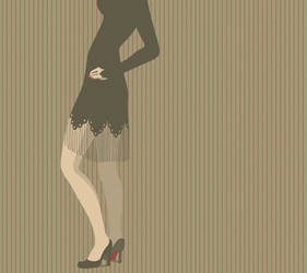 girl by annick