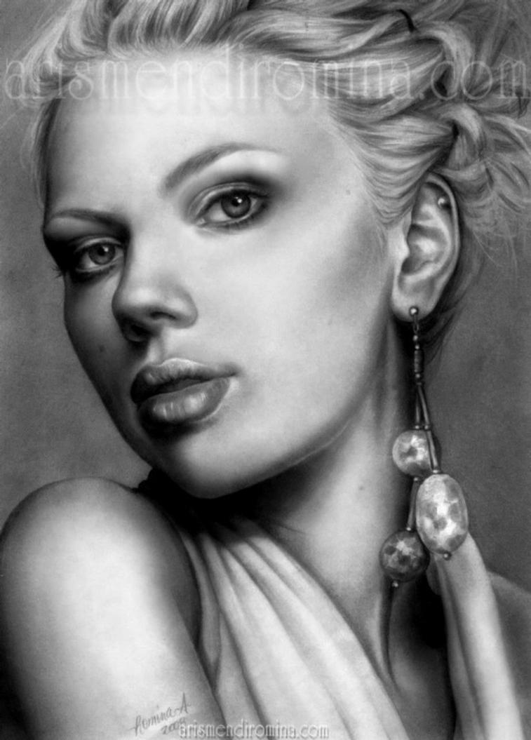 Scarlett by RoArtAr