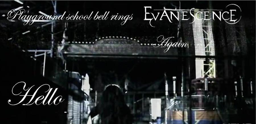 Lyrics to hello by evanescence