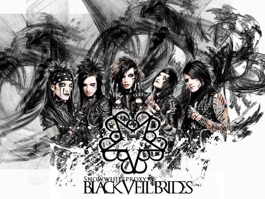 Black Veil Brides Wallpaper by EVFanKayda1020