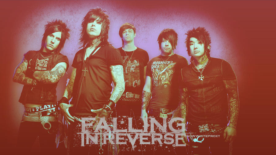 Falling In Reverse Wallpaper By EVFanKayda1020