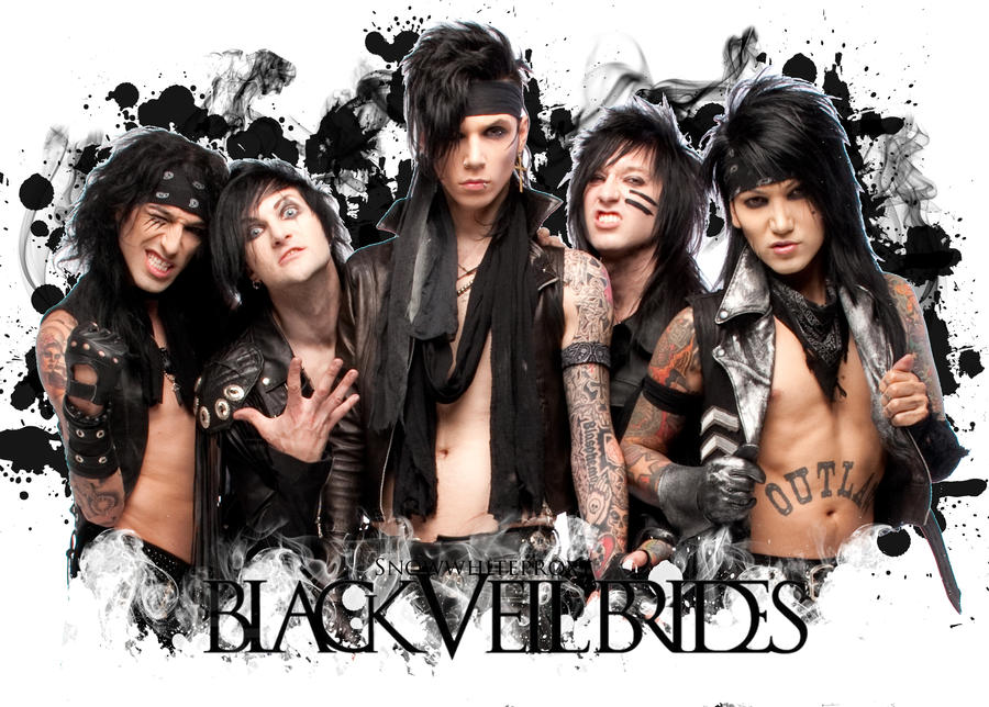 Black Veil Brides Wallpaper by bangbangVIP on DeviantArt