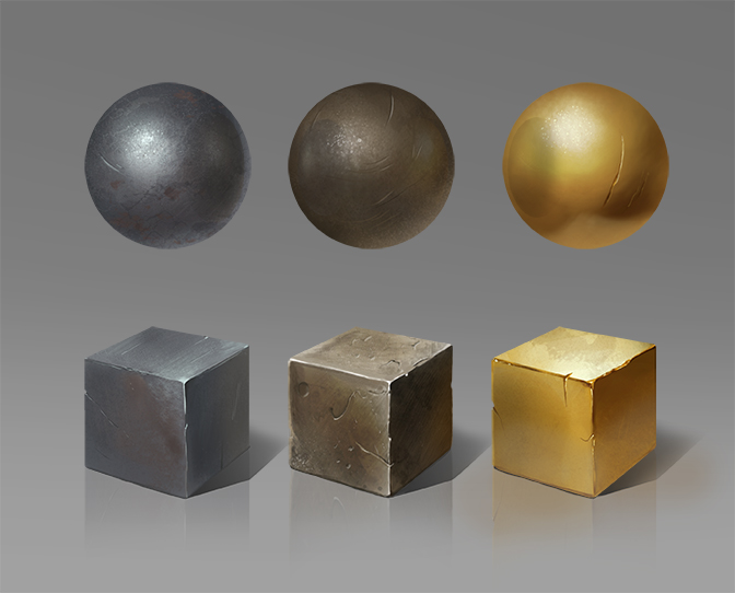 Metals material studies by Coffee-Shakes
