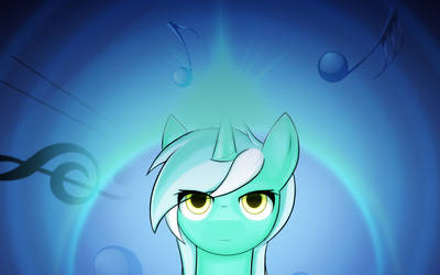 Lyra heartstrings by warden006