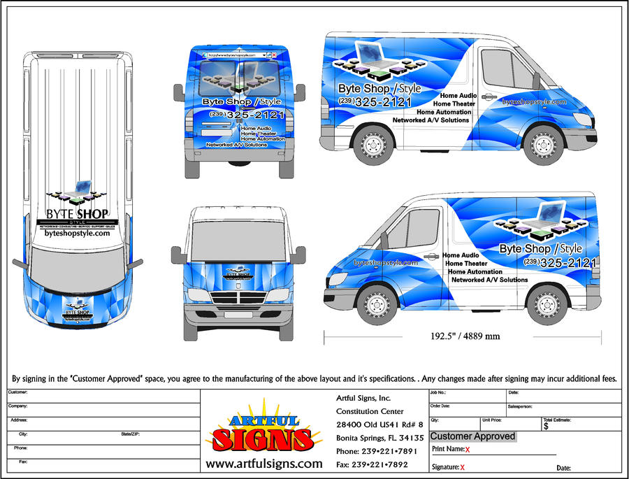 Sprinter vehicle wrap by ghosteater on deviantart for Van wrap template