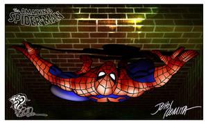 Itsy Bitsy Spider..