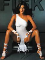 Elektra White by eiledon