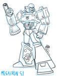 DSC 230911 Megatron G1