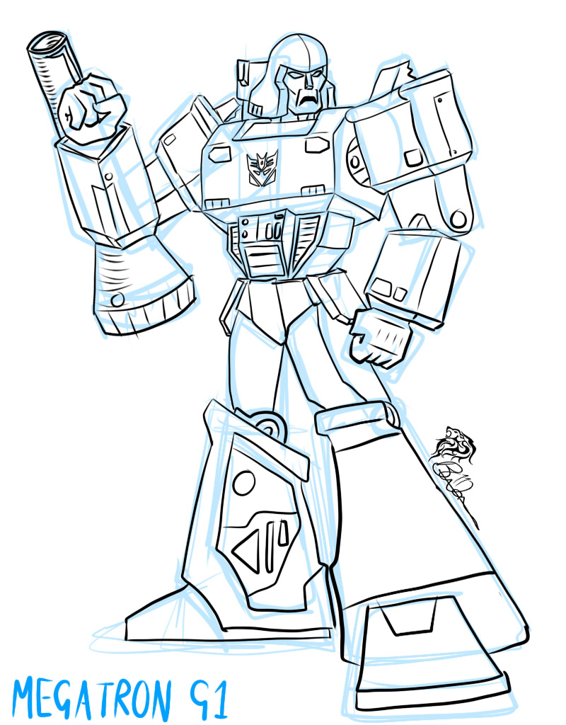 dsc 230911 megatron g1 by eiledon on deviantart