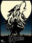 WSC Lovember 5 Big Bad Wolf
