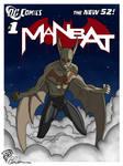 WSC 041211 My DCnU - Man Bat No 1 by eiledon