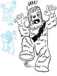 DSC 211211 Here's Chewie