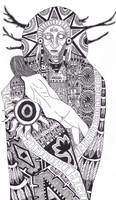 szaman by Nekemtenem