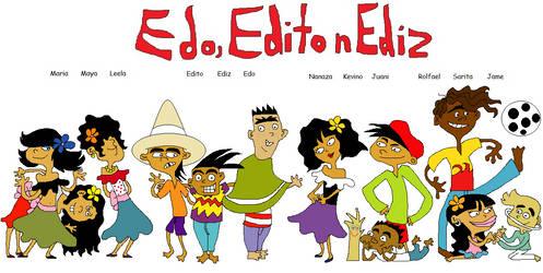 Edo, Edito and Ediz
