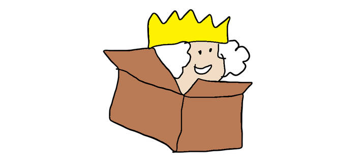 Silly Random Sunday Box Queen