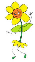 Petunia the Prankster Pixie Flower