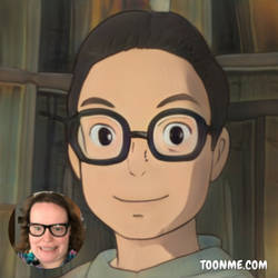 Me in Anime Style