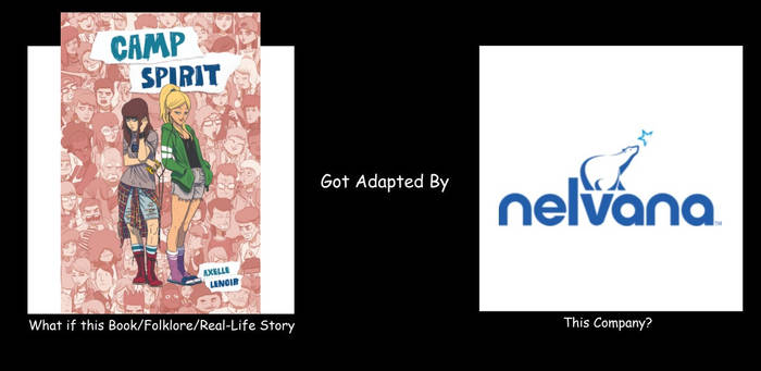 Camp Spirit Gets Adapted by Nelvana