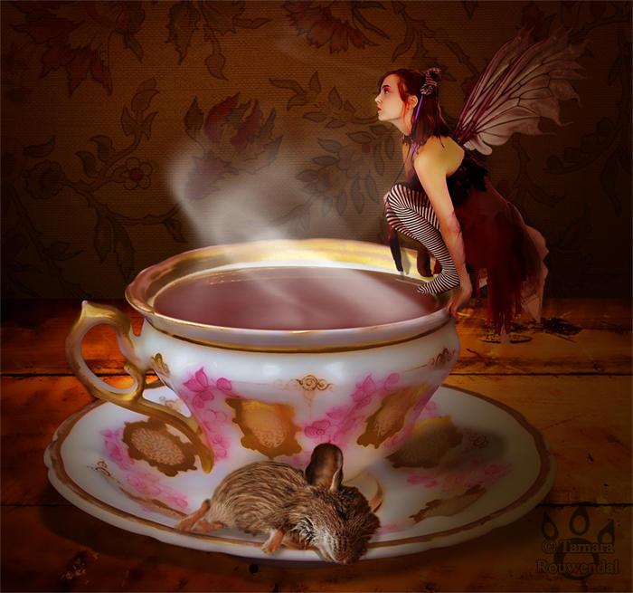Tea time by tamaraR