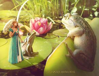 Thumbelina by tamaraR