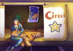 The Circus by tamaraR