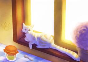 Hello Sunshine by tamaraR