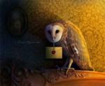 Hogwarts mail by tamaraR