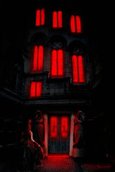 The Red Hotel by tamaraR