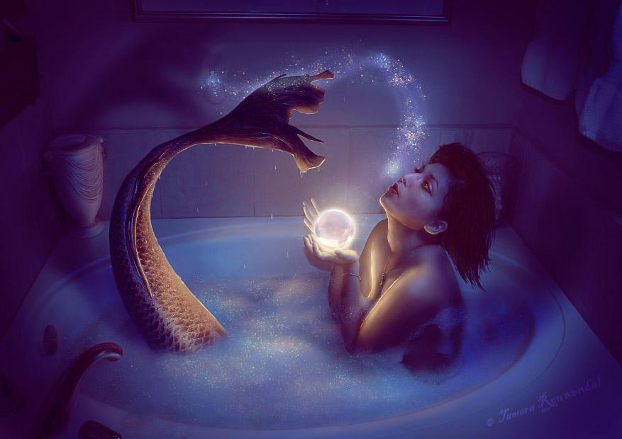 Bath by tamaraR