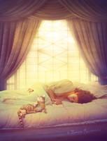 Dreamer by tamaraR