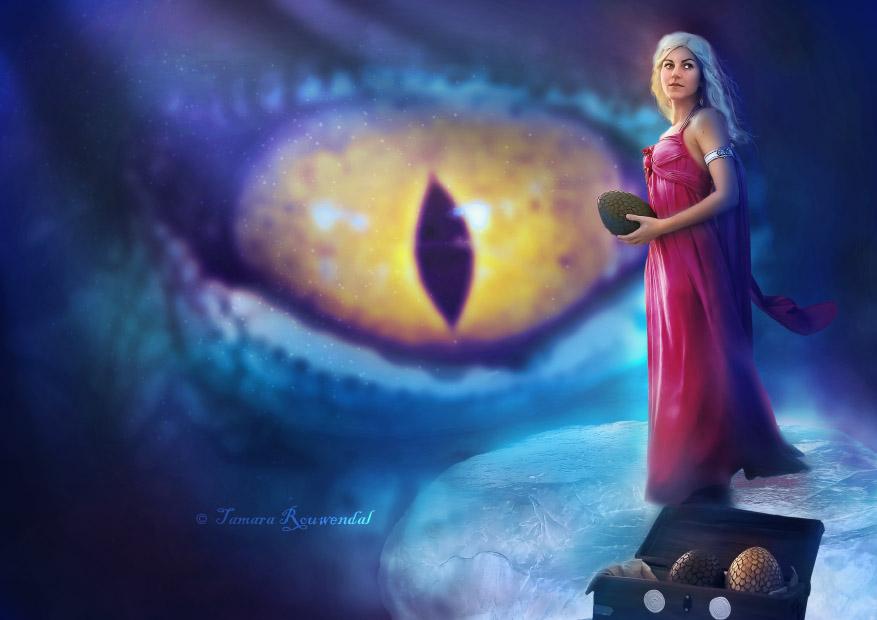 Daenerys by tamaraR