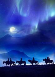 Northern Lights by tamaraR