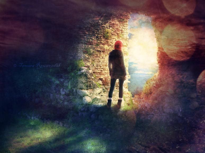 Breaking Down Walls by tamaraR